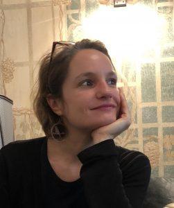 Delphine Ducoeurjoly (porteuse de projet)